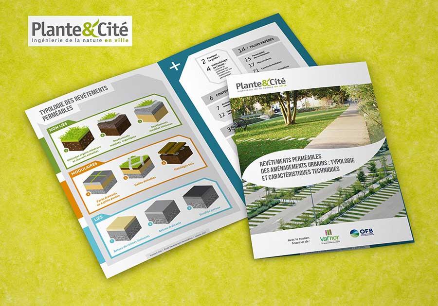 Brochure plante & cité angers